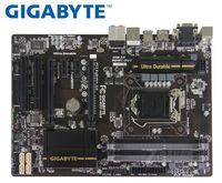 Used Desktop motherboard Gigabyte GA B85 HD3 original mainboard BOARDS PC LGA 1150 DDR3 B85 HD3 32GB for intel i3 i5 i7