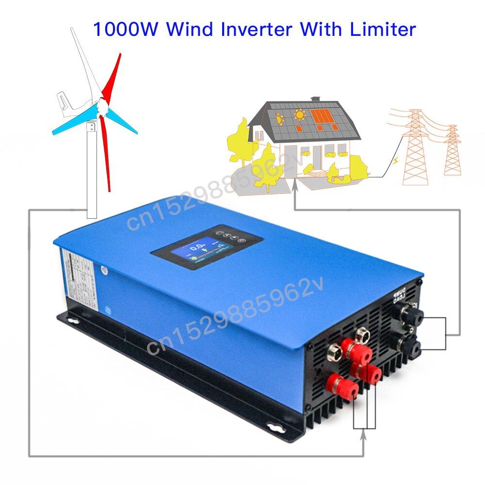 MPPT Wind Power 3 Phrase Inverter ...