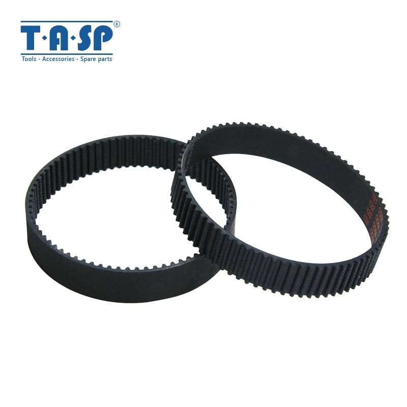 TASP 2pcs 225-3M-12 Toothed HTD Planer Drive Belt For Bosch PHO1 PHO100 PHO15-82 PHO16-82 PHO20-2 GHO14.4V GH018V 2604736001
