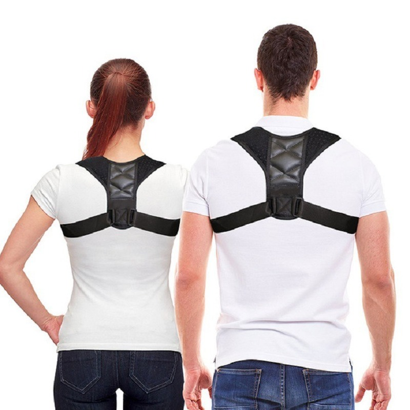 Body Shapers Clavicle Posture Corrector Shapewear Adult Children Back Support Belt Corset Orthopedic Brace Shoulder Correct