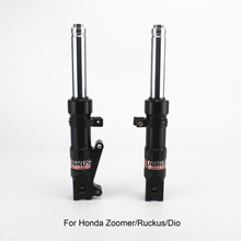 Ruckus low down cnc front forks shocks for Ruckus scooter parts nps50 Zoomer dio af58