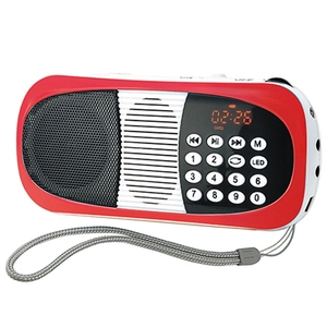 Card MP3 Radio Portable Radio
