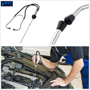 Image 4 - Stéthoscope de mécanique automobile, cylindre, outil daudition, testeur de moteur de voiture, outil de Diagnostic