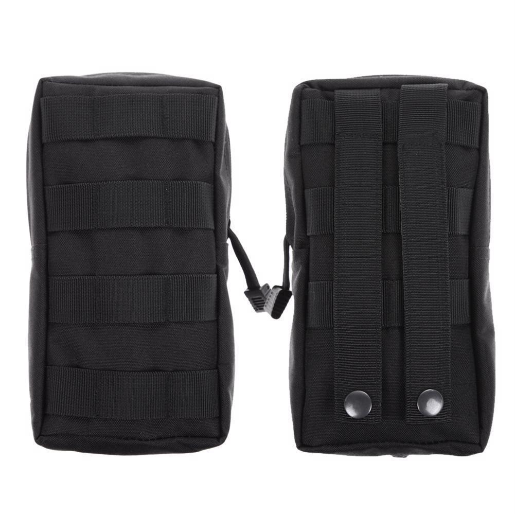 Tactical Molle Qin Wu Bao Outdoor Debris Storgage Bag Shui Hu Dai Tactical Vest Accessories Bag Accessory Kit