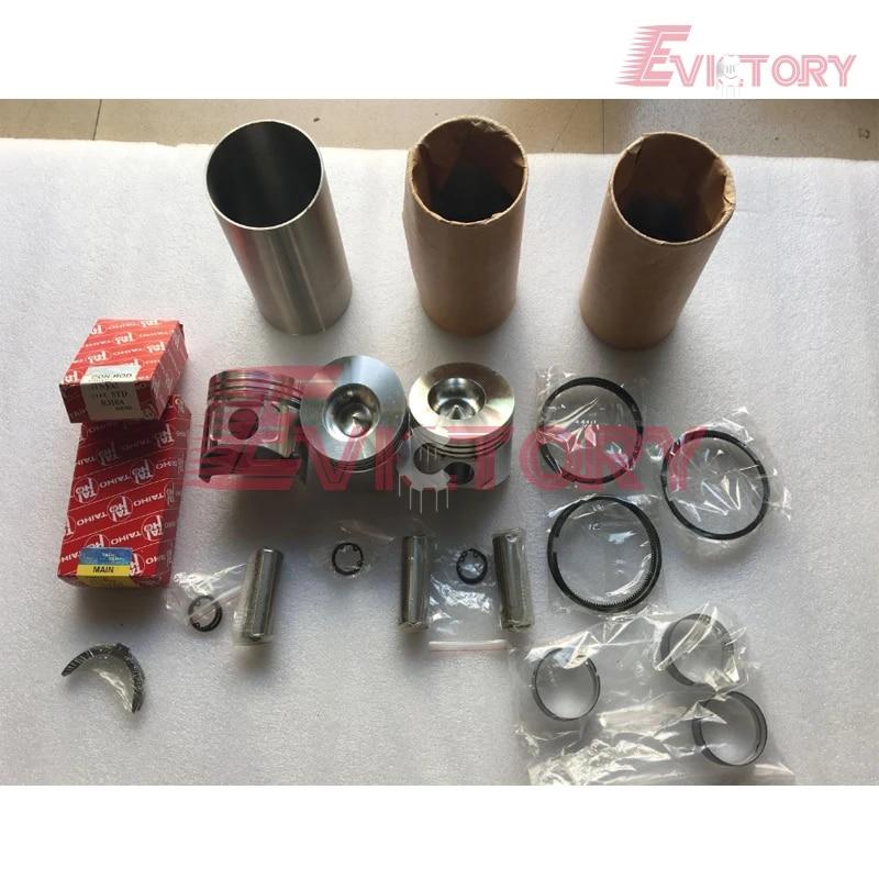 3TNV82 3TNV82A Overhaul Rebuild Kit for Yanmar Engine