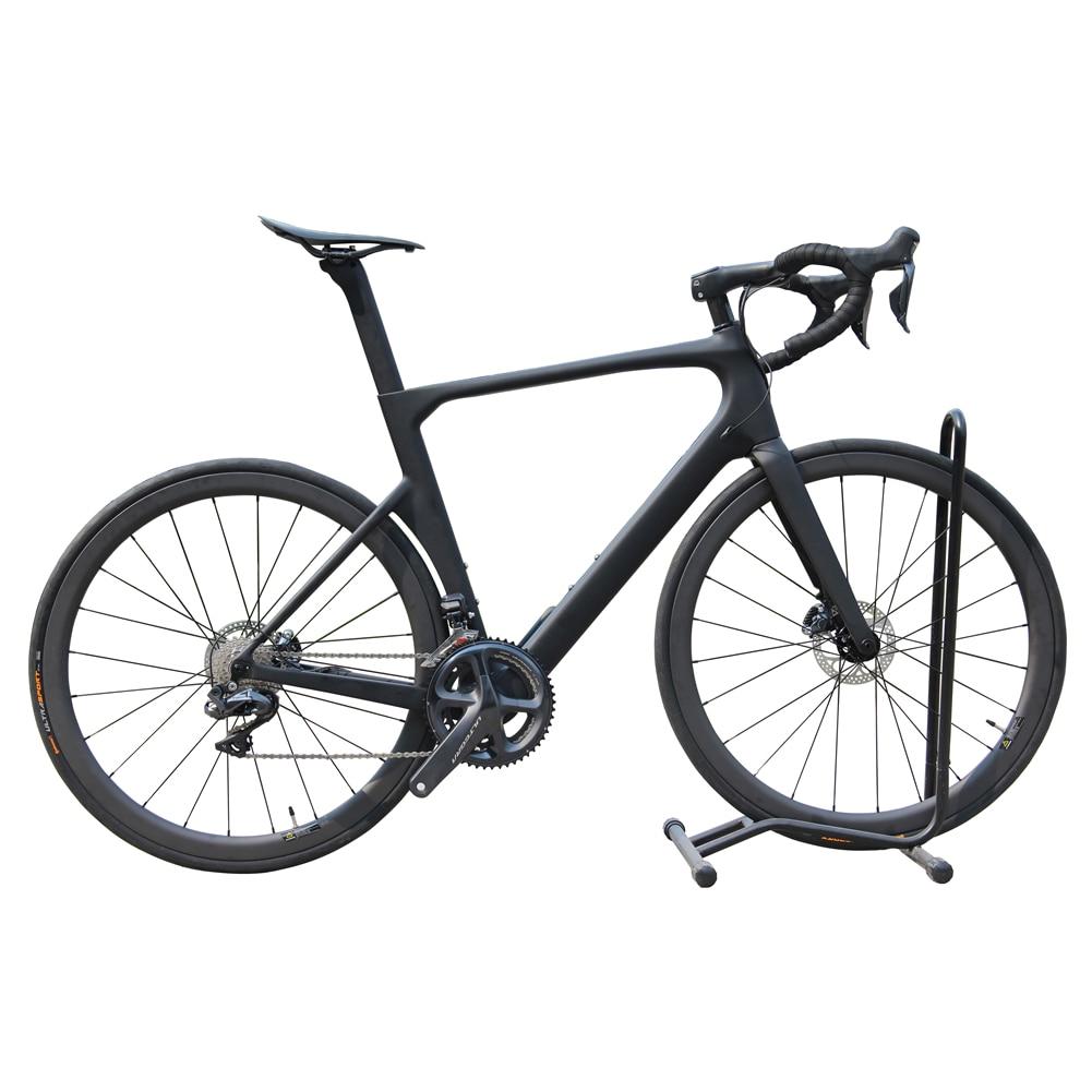 Дисковый тормоз Spcycle, полный углеродный дорожный велосипед, 22 скорости, полный углеродный дорожный велосипед R7020 и R8020, в наличии групповые к...