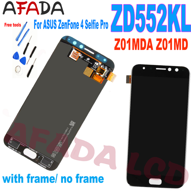 "5.5"" For ASUS ZenFone 4 Selfie Pro ZD552KL LCD Display Touch Screen Digitizer Assembly For ASUS ZD552KL Z01MDA Z01MD LCD"