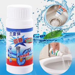 Drain Cleaners Strong Pipe Dredging Agent Kitchen Water Pipe Sewer Toilet Closestool Clean Deodorant Kitchen Accessories TXTB1