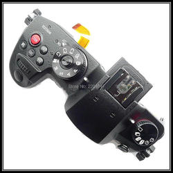 Repair Parts For Panasonic Lumix DC-GH5 Top Cover Shell Case Assy Mode Dial Shutter Button (Black)
