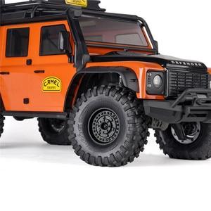 "Image 5 - for GRC 1.9"" Metal Beadlock Wheels Hubs G06 for 1/10 Traxxas TRX4 RedCat GEN8 MST RC Crawler Car Wheel Rims Parts Accessories"