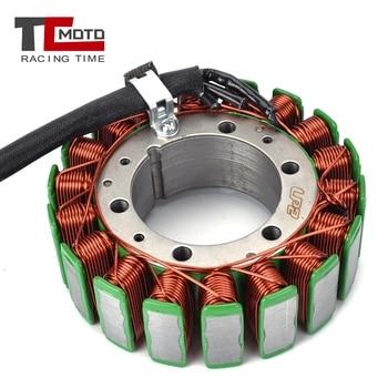 TCMOTO Motorcycle Engine Generator Magneto Stator Coil For Suzuki SV1000 SV1000S GV700 GV1200 Madura