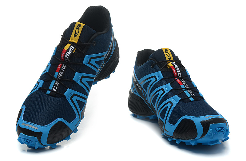 ¡Novedad de 2020! Zapatos deportivos Salomon Speed Cross 3 para hombre, zapatos deportivos para caminar al aire libre, trotar Zapatos Salomon hombre - 5