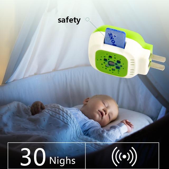 Купить электрический нагреватель для комаров с 30 шт противомоскитных картинки цена