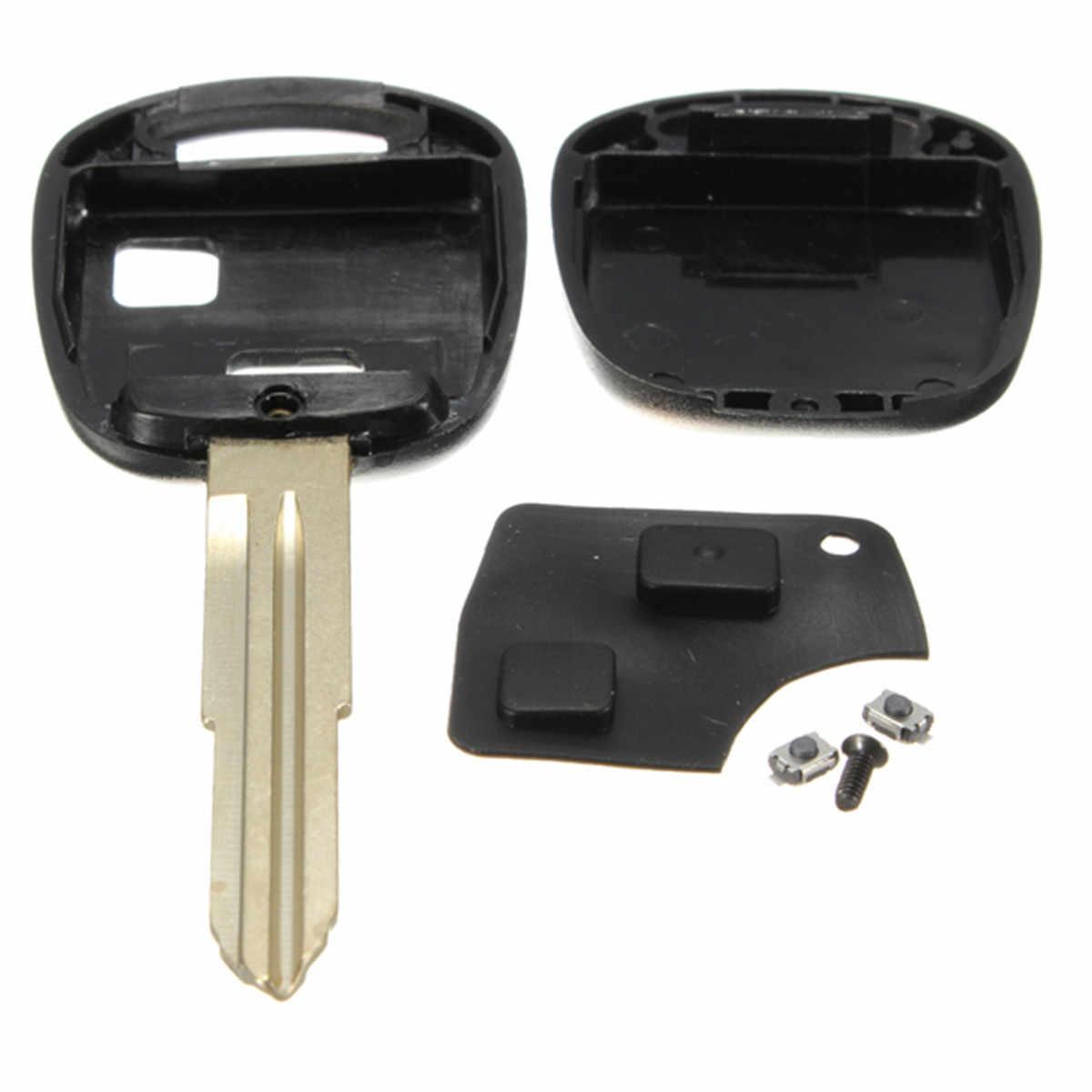 Serrure de voiture à 2 boutons et déverrouillage de la clé d'entrée à distance