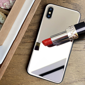 Image 5 - Luxury Mirror Silicone Case for XIAOMI MI 9 A1 A2 Lite 9T Redmi 9 8A 7A Note 9S 9 8T 8 7 6 Pro Max 4 4X Plating Soft Cover