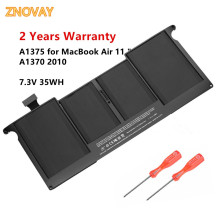 7.3V 35WH A1375 Laptop Battery for Apple MacBook Air 11