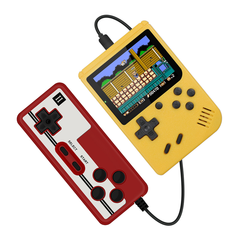 Yellow with Gamepad
