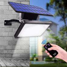 Upgraded 48 Leds Solar Light Super Bright Adjustable Lighting Angle Outdoor Solar Garden Lamp Waterproof Lighting For Wall Yard