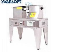Swansoft CE сертификация алюминиевая пластиковая паста трубка запайки машина с датой код принтера