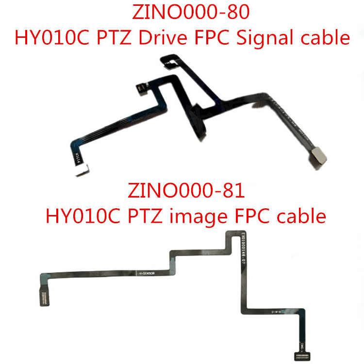 Hubsan Zino H117S RC Drone Quadcopter Ersatzteile ZINO000-80 HY010C PTZ Stick FPC Signal kabel/ZINO000-81 bild FPC kabel
