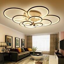 Nordic подвесной светильник Светодиодный Люстра блеск для Гостиная