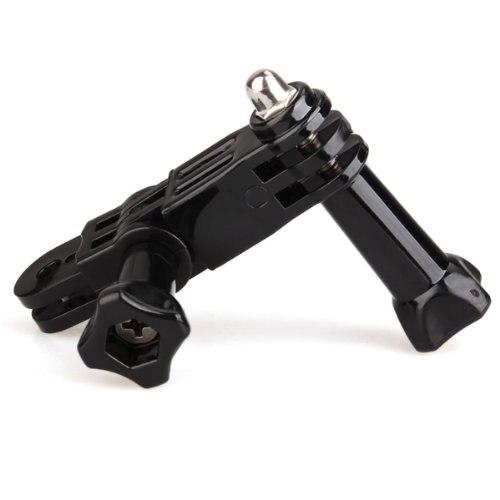 Drei-Way Pivot Arm Assembly Extension Adapter + Thumb Knob Für GoPro Hero 2 3