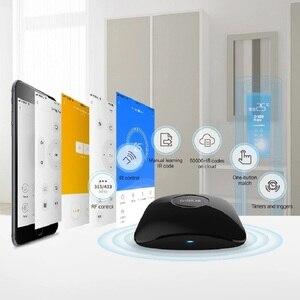 Image 4 - 2020 Mới Nhất Broadlink RM4 Pro IR RF Wifi Từ Xa Đa Năng Nhà Thông Minh Tự Động Hóa Hoạt Động Với Alexa Và Google Home