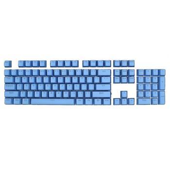 104 klawisze ABS plastikowe esportowe klawisze do gier mechaniczne nasadki klawiszy do klawiatury mechaniczne do gier wymiana klawiszy tanie i dobre opinie BLUELANS Pulpit NONE english CN (pochodzenie) PRZEWODOWY Standardowy 91002097