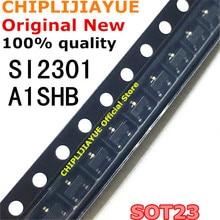 20PCS SI2301CDS SOT23 SI2301BDS SI2301 A1SHB SOT-23 SOT SMD new and original IC Chipset