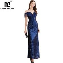 Womens Party Dresses O Neck Short Sleeves Tassels Sequined Patchwork Elegant Long Prom Designer