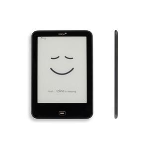 Image 2 - กันน้ำทุกวัน Tolino Vision 2 E Reader E Ink 6 นิ้ว 1024X758 หน้าจอสัมผัส eBook Reader WiFi Tap2 สำหรับ Page Turning!