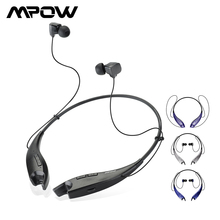 社のスマートフォン 顎ワイヤレスイヤホン ヘッドフォンネックホルタースタイルのイヤフォンハンズフリー通話 Bluetooth
