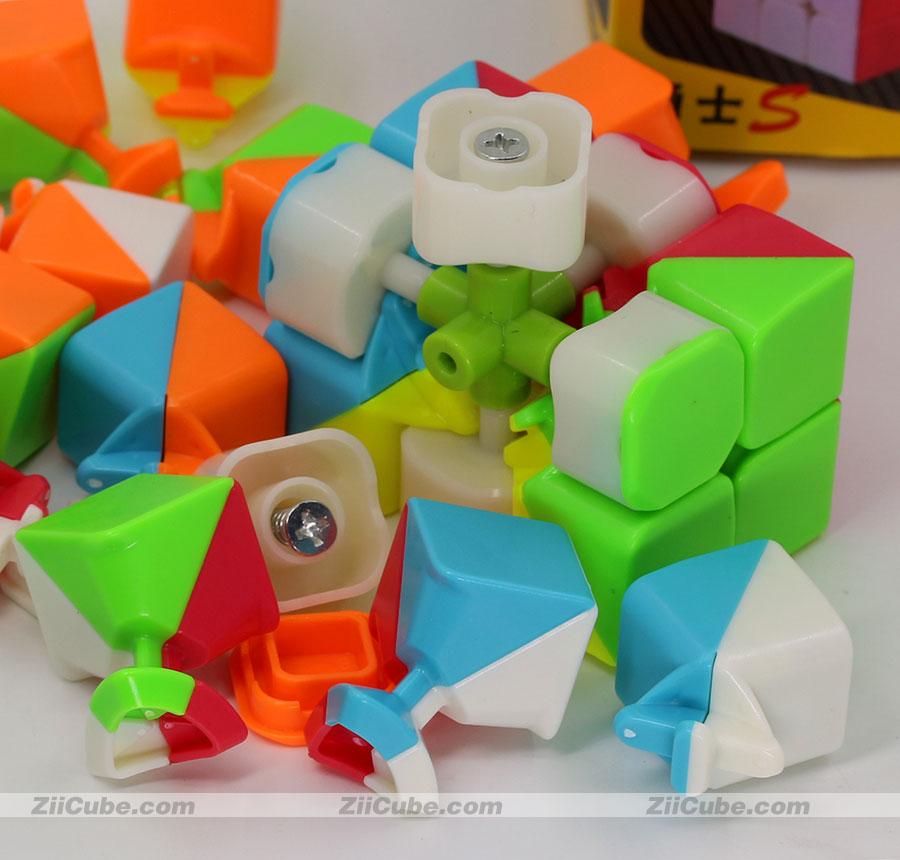 s, 3x3x3, 3*3*3, cubo de torção com