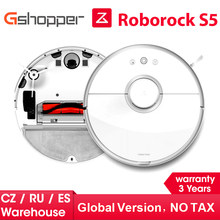 Roborock S50 S55 Xiaomi Vacuum Cleaner 2 Wet Dry Mijia APP Robot Mopping Sweeping Dust Sterilize Smart Planned Wash Mop(China)