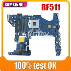 ERILLES Para samsung rf511 portátil placa-mãe BA92-08160A BA92-08160B BA41-01473A mainboard 100% testado navio rápido