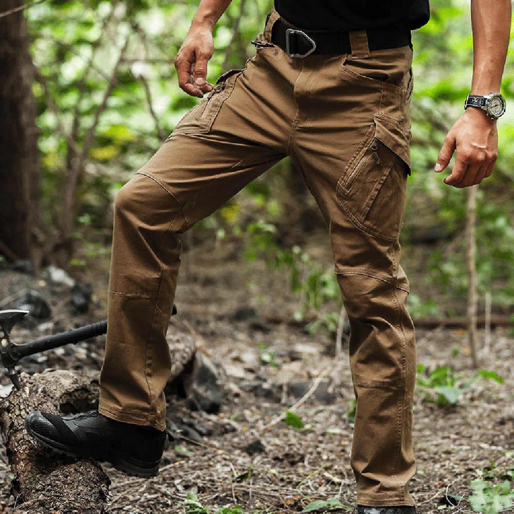 Pantalones Tacticos De Alta Calidad Ix9 Para Hombre Mono Tactico Urbano Pantalones Tacticos Del Ejercito Swat De Combate Para Hombre Pantalones Informales Elasticos Y Flexibles De Algodon Pantalones De Senderismo Aliexpress