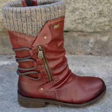 2020 зимние сапоги женские классические ботинки высотой до середины