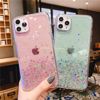 Glitter Silicone Cases for iPhone Online