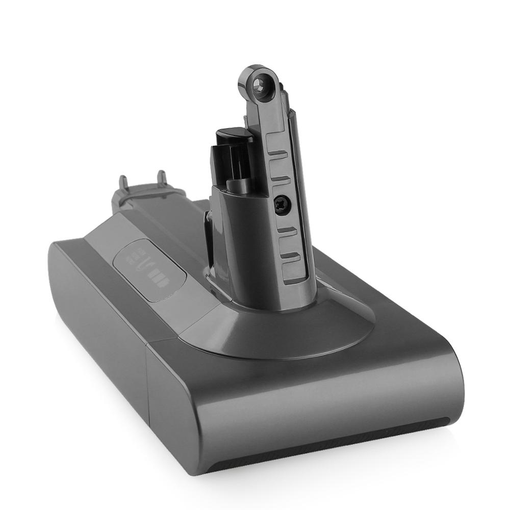3500mAh 25,2 V литиевая запасная батарея для Dyson пылесос V10 абсолютный SV12 V10 пушистый V10 Motorhead & 3,0