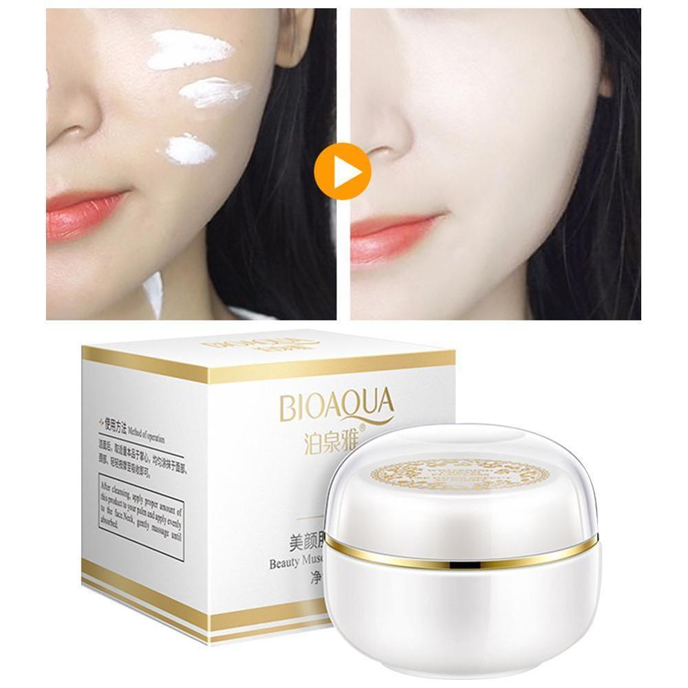 30ml Face Whitening Cream For Dark Skin Spots Scars Snow White Cream Day Night Face Cream For Skin Whitening Korean Skin Care