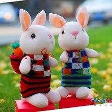 Куклы ручной работы Diy носки для куклы материал упаковка теплый кролик милые цветные стеганые одеяла, чтобы сделать творческие подарки