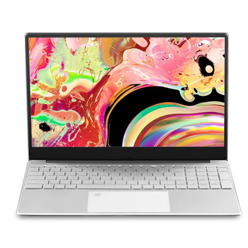 European warehouse Sent Intel Celeron J4125 15.6 inch Windows 10 Pro 1920*1080 Laptop 12GB RAM 128GB/256GB/512GB/1TB HDMI 1