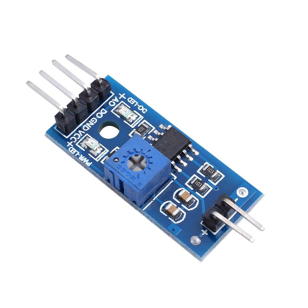1 satz/los Schnee/Regentropfen Erkennung Sensor Module Regen Wetter Modul Feuchtigkeit Für Arduino