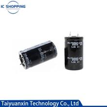 Condensateur électrolytique à broche courte en aluminium, 35V 50V 63V 80V 100V 160V 1000 V 2200 UF 4700 5600 6800 15000 22000 33000 47000