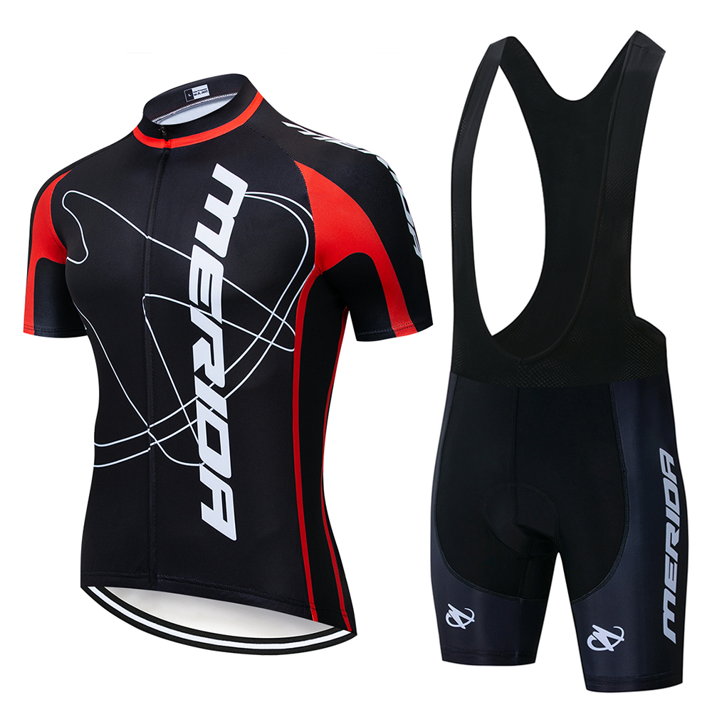 2020 BORAING Estate Abbigliamento Ciclismo Mountain Cycling Jersey Set Ropa Ciclista Hombre Maillot Ciclismo Road Bike Maglie set