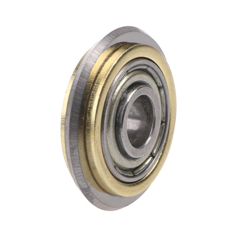 Manual Tile Brick Cutter Rotary Bearing Wheel Replacement For Cutting Machine 22mm 35ED