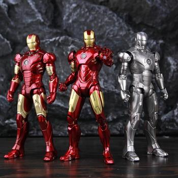 Classic Iron Man MK3 MK2 MK4 7