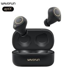 Wavefun XPods 3 Bluetooth наушники HIFI aptX наушники IPX7 беспроводные наушники сенсорное управление беспроводные наушники Bluetooth 5,0
