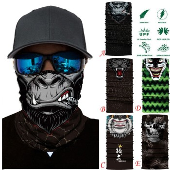 Biker Scarf Face Cover  1