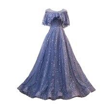 Синий плащ вечернее платье с бисером длинное платье винтажное средневековое платье Ренессанс Принцесса Виктория Платье